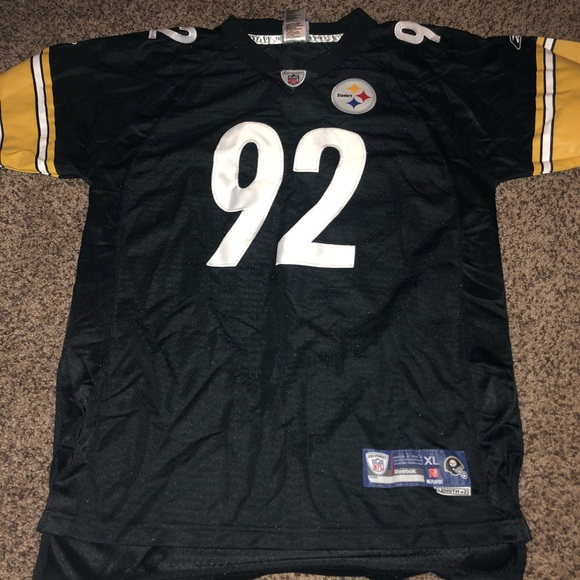 huge selection of 1f8bc e650b Pittsburgh Steelers Jersey